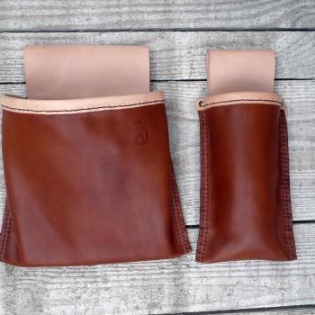 lot portes outils pour ceinture 23x28cm et 10x28cm