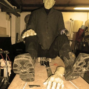 chaussures Frankenstein House of Horrors / Atelier JES - 69